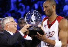 Photo of Kia NBA All-Star Game MVP Award named for Kobe Bryant