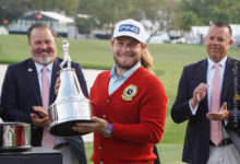 Photo of Tyrell Hatton battles to win the Arnold Palmer Invitational