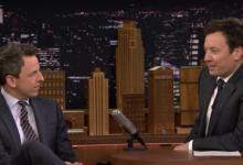 Photo of Jimmy Fallon And Seth Meyers' NBC Late Night Shows Suspended Amid Coronavirus