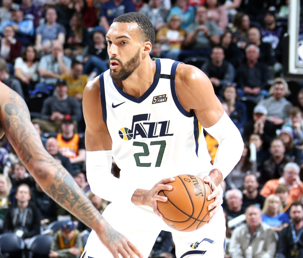 Jazz center Rudy Gobert apologizes for 'careless' actions