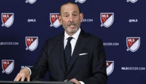 Major League Soccer Extends Small Group and Team Training Moratorium