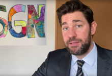 "Photo of The Office Star John Krasinski Launch ""Some Good News"" Youtube Channel"