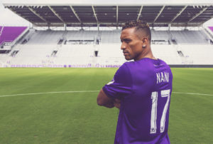 Orlando City Forward Nani and eMLS Competitor FIFA Abe Join Major League Soccer and FOX Sports in eMLS Tournament Special presented by Coca-Cola® and PlayStation®