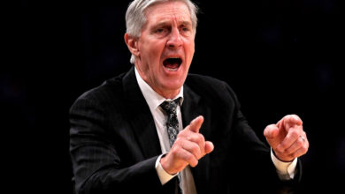 Photo of Jerry Sloan, legendary NBA coach, dead at 78