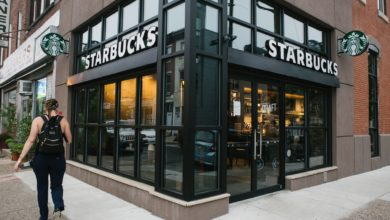 Photo of Starbucks to close 400 stores as company accelerates transformation because of coronavirus