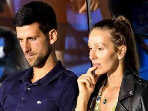 Tennis Star Novak Djokovic Tests Positive For Coronavirus