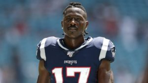 ANTONIO BROWN SUSPENDED FOR FIRST 8 REGULAR-SEASON GAMES OF 2020 SEASON FOR VIOLATIONS OF NFL'S PERSONAL CONDUCT POLICY