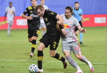 Photo of Columbus Crew Keep Winning Going by Beating Red Bulls 2-0 at MLS is Back Tourney