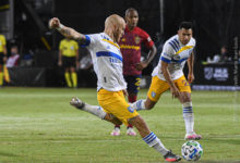 Photo of San Jose Dominates Real Salt Lake 5-2 to Advance in the MLS is Back Tournament