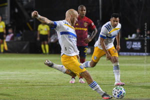 San Jose Dominates Real Salt Lake 5-2 to Advance in the MLS is Back Tournament