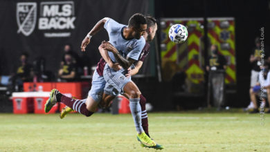 Photo of Sporting KC Wins 3-2 in a Wild Battle Against Colorado in the MLS is Back Tournament