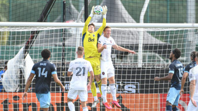 Photo of Whitecaps Take Out Chicago Fire 2-0 in MLS is Back Tourney
