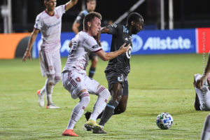 Real Salt Lake and Minnesota United Play Out to 0-0 Draw in MLS is Back Tournament