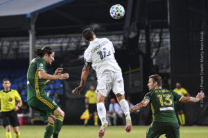 MLS is Back With Portland Taking Down LA Galaxy 2-1