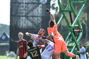 Trouble for Atlanta After Fall to FC Cincinnati 1-0 in MLS is Back Tourney