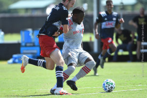 New England and Toronto Advance to Knockouts With Draw at MLS is Back Tourney