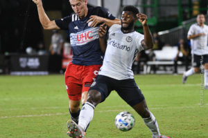 Philadelphia Knocks New England Out of MLS is Back With 1-0 Win