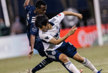 Photo of Sporting KC and Vancouver Battle to the End, KC Wins PK's 3-1