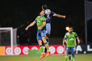 Sounders Clinch Spot in Next Round With 3-0 Win Over Whitecaps
