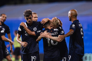 NYCFC Eliminates Toronto FC 3-1 in MLS is Back Tourney