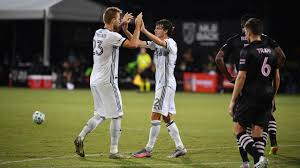 Philly Moves on After Taking Down Miami 2-1, MLS is Back
