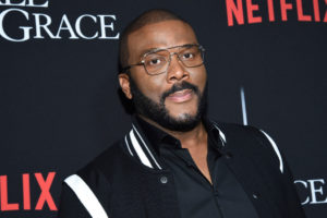 Tyler Perry steps up to 'bridge unity' between Atlanta cops and residents