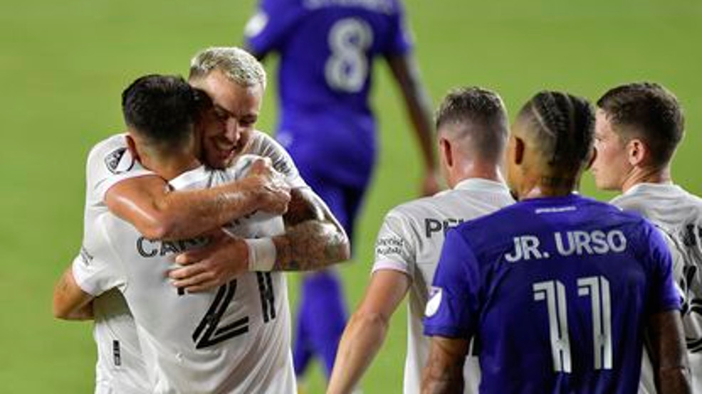 Inter Miami Earns First Ever Win, 3-2 Over Orlando City