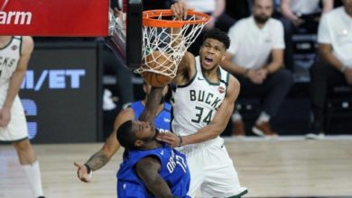 Photo of Top Seeded Bucks Bounce Back in Game 2