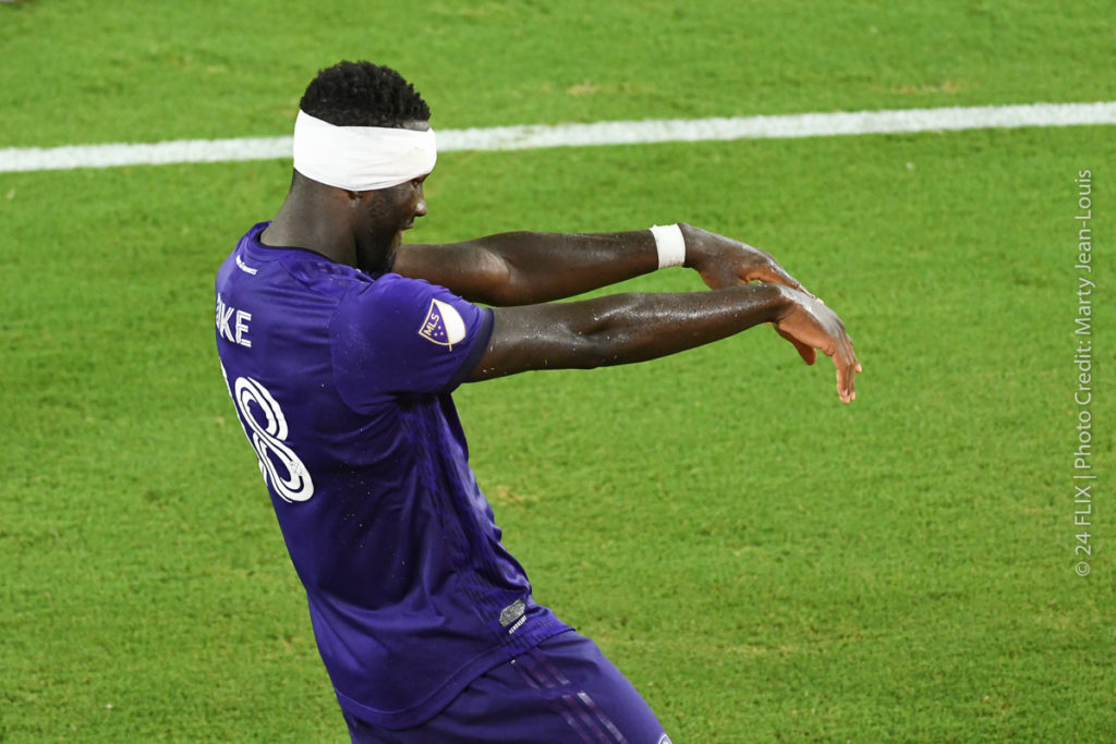 Orlando City defeats Nashville 3-1 on a Night of Protests: Updated