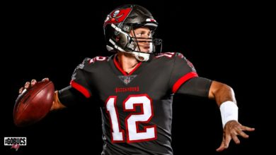Photo of The real reason why I joined the Bucs