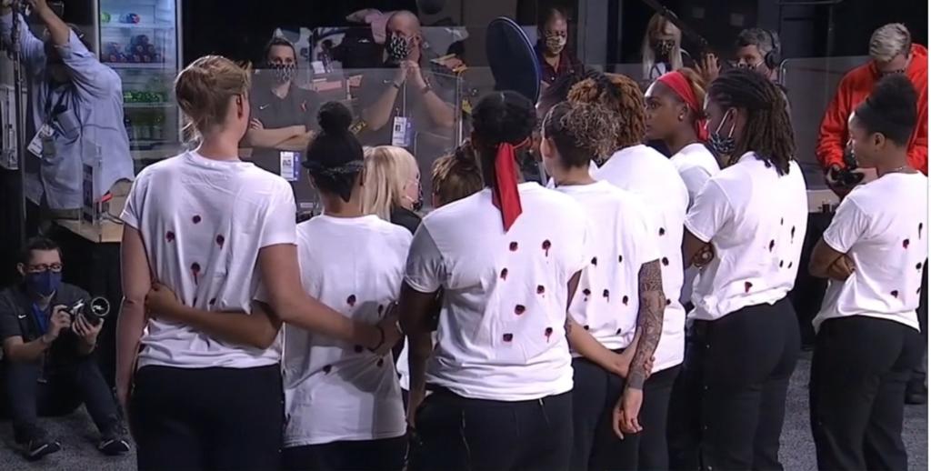 NBA Boycotts Aug 26th Playoff Games to Protest Jacob Blake Police Shooting