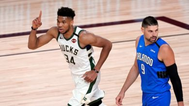 Photo of Bucks Eliminate The Magic in Game 5: 118-104