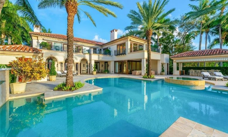 Photo of J-Lo & A-Rod's New Florida Home
