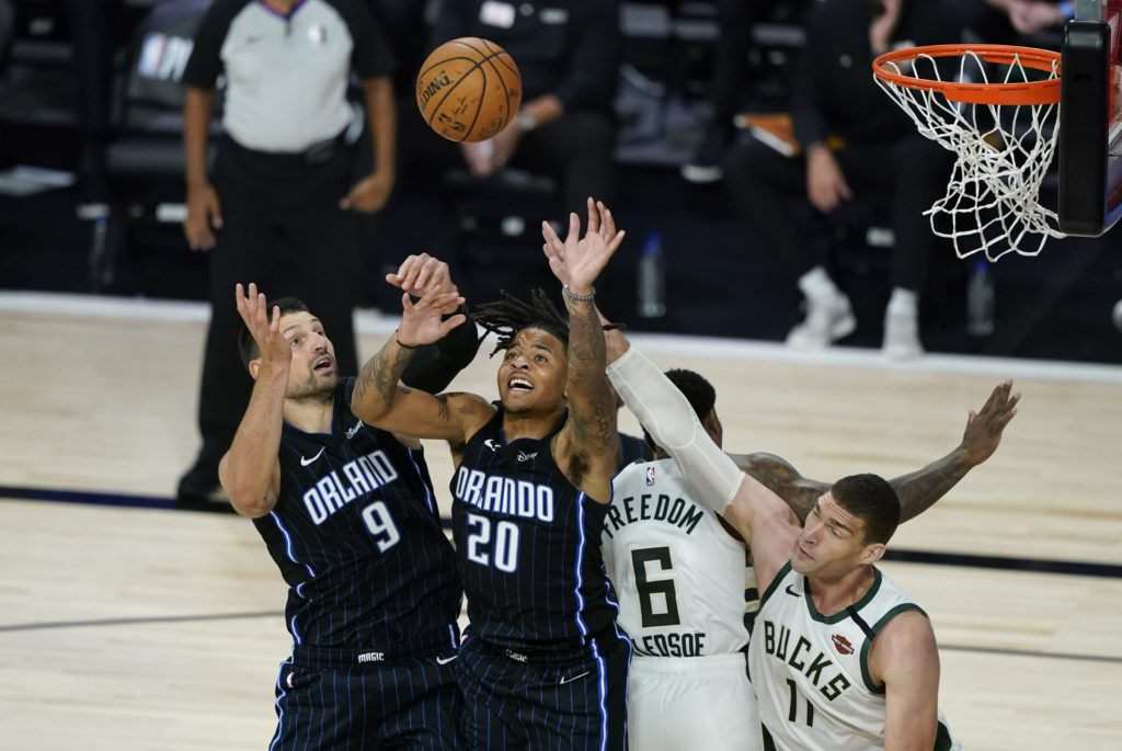 Magic Hang on With Bucks, But Falter in 4th for 121-106 Loss