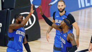 The Magic Shock The Bucks in an Upset Win in Game 1