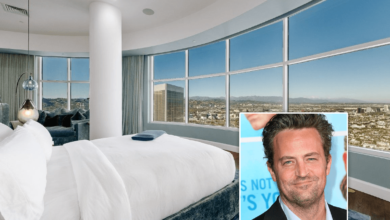 Photo of Matthew Perry's LA Penthouse On Sale!