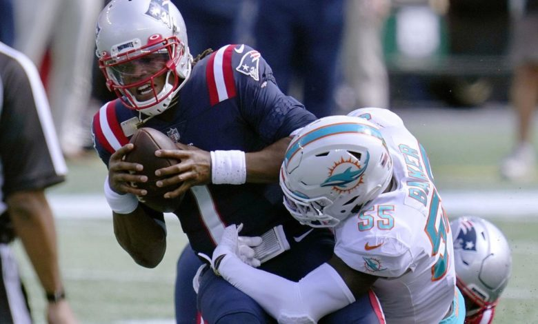 Photo of Patriots  take down Dolphins 21-11 in 2020 season debut