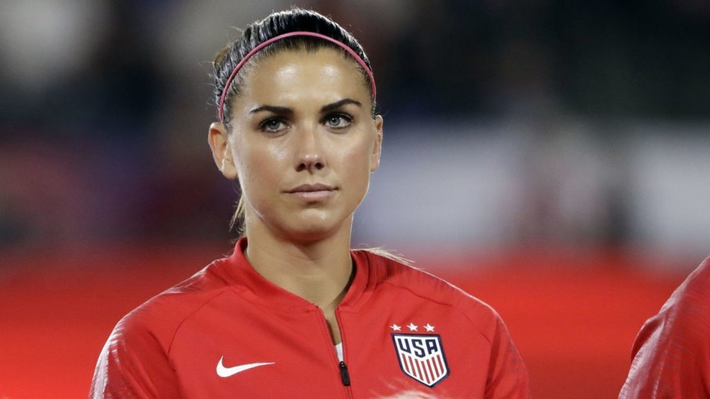 Alex Morgan To Play for Tottenham in 2020-21