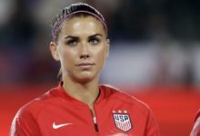 Photo of Alex Morgan To Play for Tottenham in 2020-21
