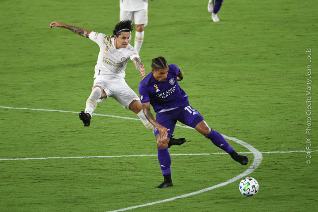 Atlanta Scores in Stoppage for 1-1 Draw vs Orlando City