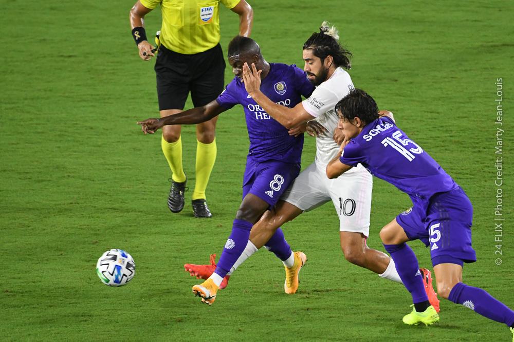 Orlando City SC beats Inter Miami CF 2-1 In true rivalry match