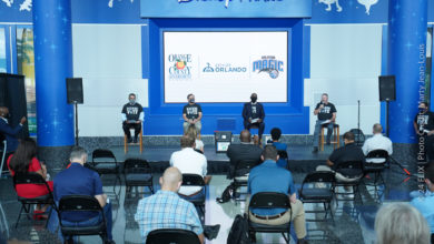 Photo of Orlando Magic Joins With The City of Orlando to Open Amway Center as an Early Voting Location