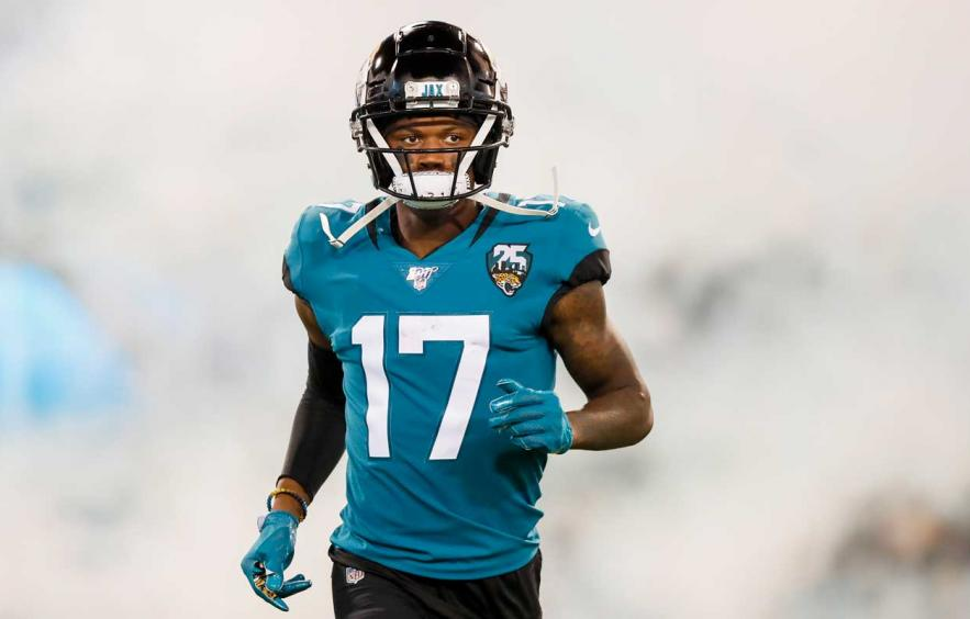Can the Jags' D.J. Chark hit 1,100 receiving yards this Season?