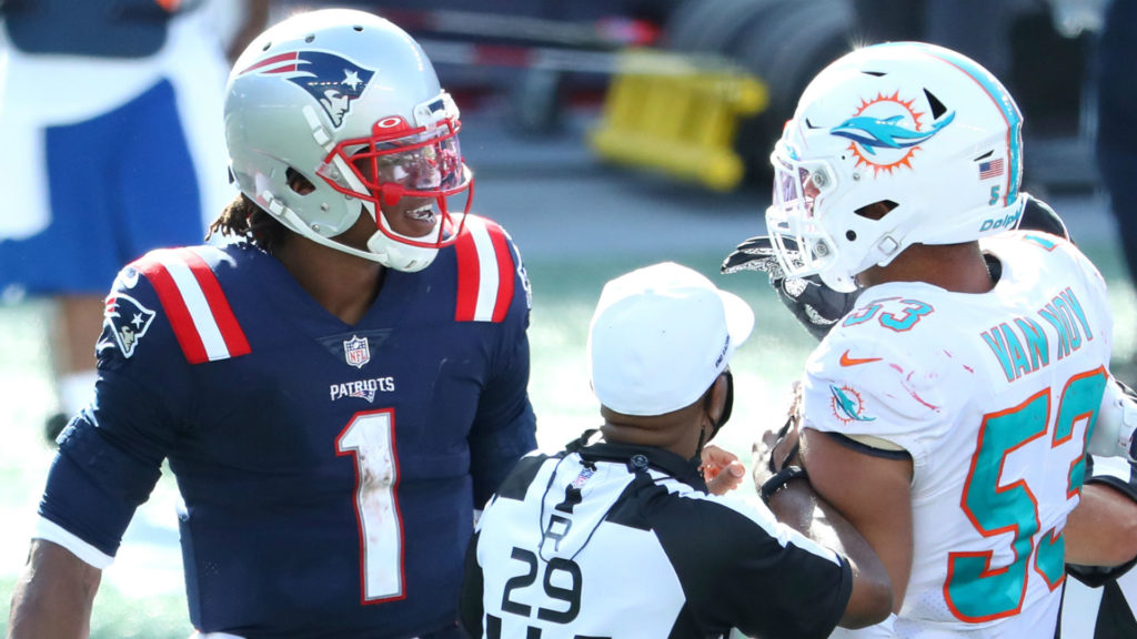 Patriots  take down Dolphins 21-11 in 2020 season debut