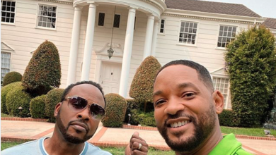 Photo of Iconic 'Fresh Prince of Bel-Air' mansion listed on Airbnb for $30 a night
