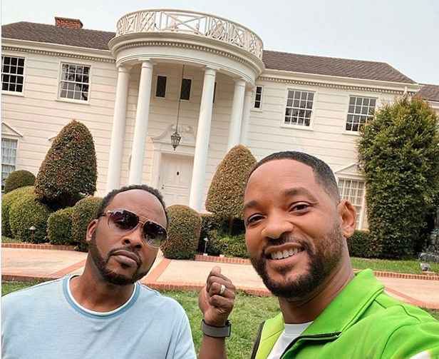 Iconic 'Fresh Prince of Bel-Air' mansion listed on Airbnb for $30 a night