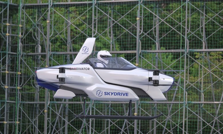 Photo of Flying cars are just a few years away