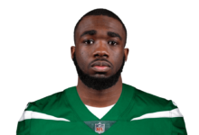 Photo of Jets WR Denzel Mims likely to play after injury