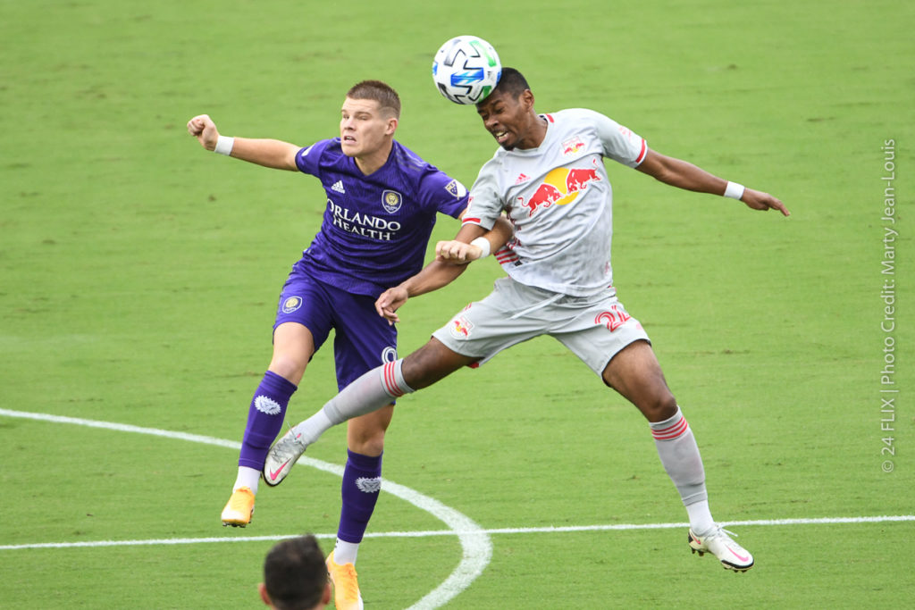 Orlando City Battles Red Bulls for 3-1 win and 9th Straight Unbeaten Game