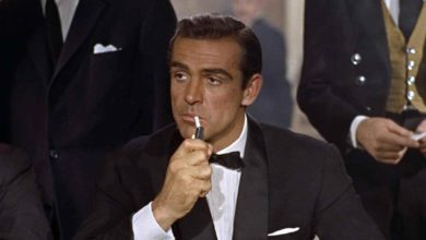 Photo of Sean Connery, Oscar Winner and James Bond Star, Dies at 90